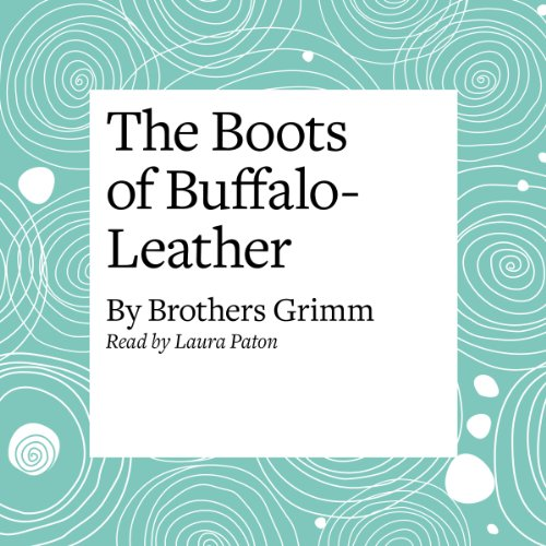 The Boots of Buffalo-Leather cover art