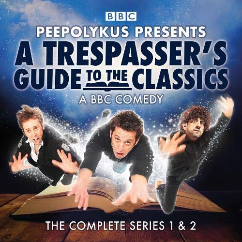 A Trespasser's Guide to the Classics  By  cover art