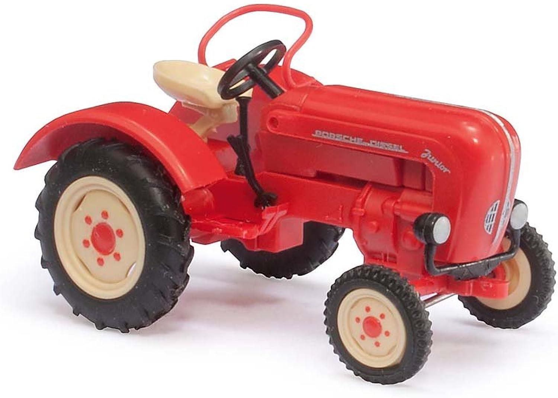 Busch 50000 Tractor Porsche Junior K HO Scale Model Vehicle