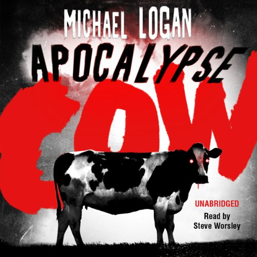 Apocalypse Cow audiobook cover art