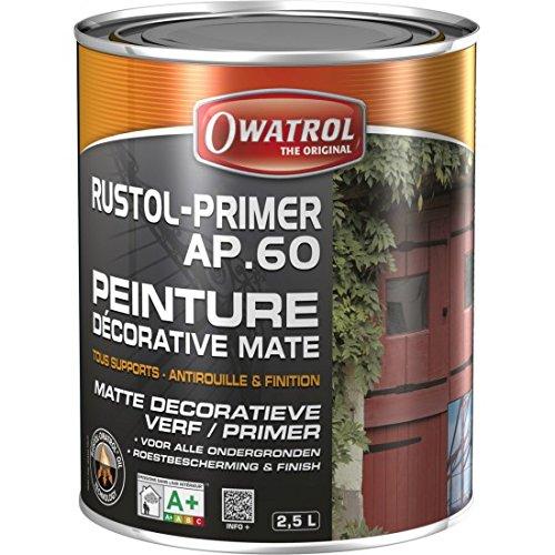 Owatrol AP 60 aus OWATROL OIL 0 75 Liter, grau