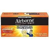 Aire Salud efervescentes fórmula muy Berry–2/18tubos de Tablet