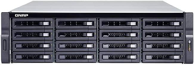 QNAP TS-1683XU-RP-E2124-16G-US 16-Bay 2U Rackmount NAS Intel Xeon E-2124 Quad-Core 3.3GHz