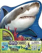 Animal Adventures: Sharks by Cynthia Stierle (2016-04-05)