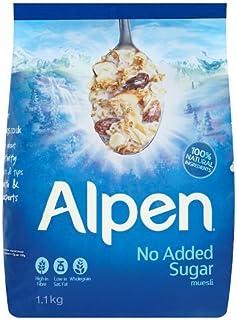 Alpen Muesli Sin Azúcar Añadido (1,1 Kg)