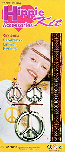 Horror-Shop Hippie ensemble de bijoux