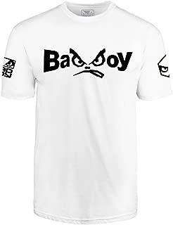 Bad Boy Mma Boys Authentic Classic Retro Logo t-Shirt with Old School Design RetroTShirt-P