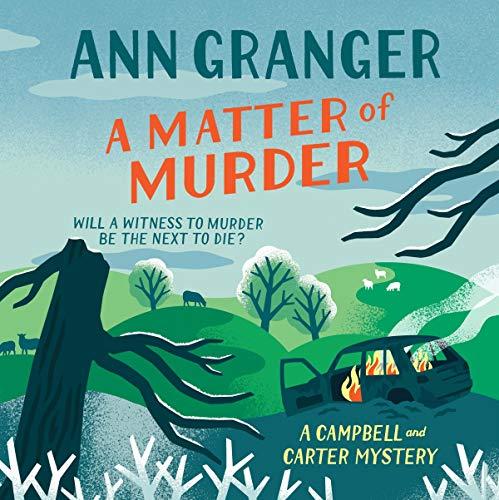 A Matter of Murder Titelbild
