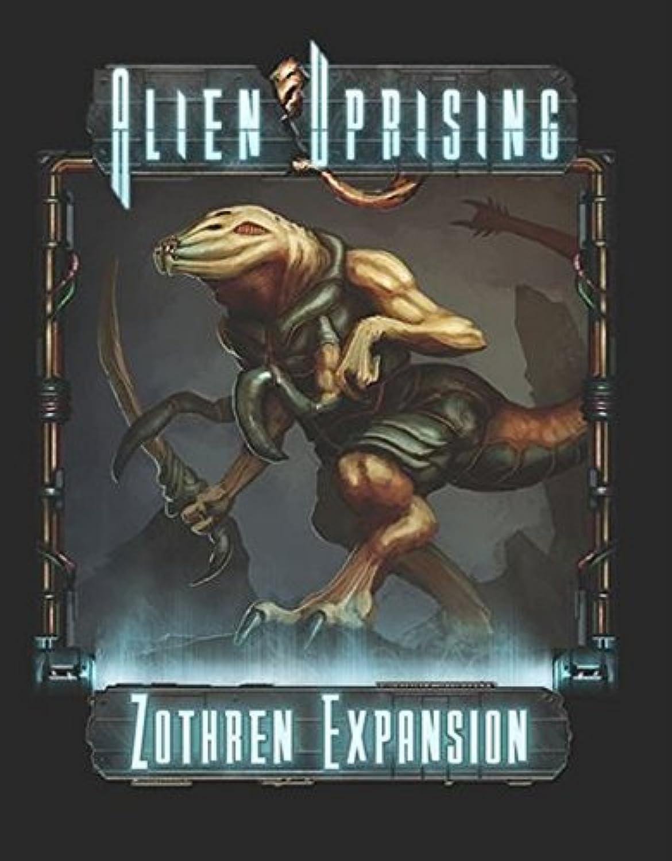 edición limitada en caliente Alien Alien Alien Uprising  Zothren Expansion by Mr B Juegos  precio al por mayor