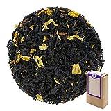 Núm. 1221: Té negro 'Mango' - hojas sueltas - 100 g - GAIWAN GERMANY - té negro de la India y China, girasol