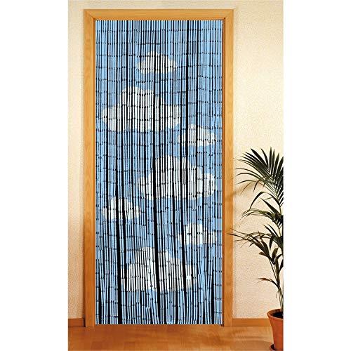 Wenko 819119500 Bambusvorhang Wolken