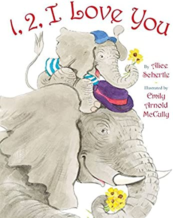 [(1,2, I Love You)] [By (author) Alice Schertle ] published on (September, 2004)