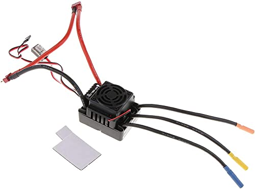 B Blesiya 1 8 RC 150A ESC Controller Geschwindigkeitsregler fürregler Zubeh für Sensorloser Bürstenloser Motor
