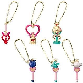 Gashapon Sailor Moon Die Cast Charm 3 Set