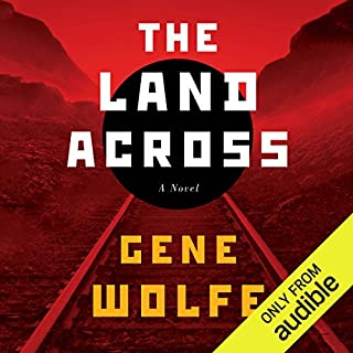 The Land Across audiobook cover art