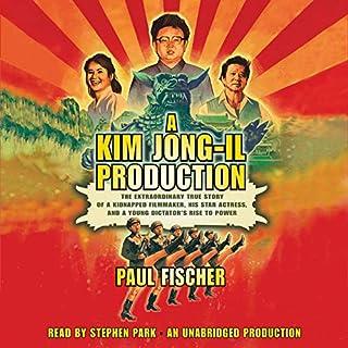 A Kim Jong-Il Production audiobook cover art