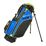 Orlimar Golf ATS Junior Boy's Blue/Lime Golf Stand Bag (Ages 5-8)