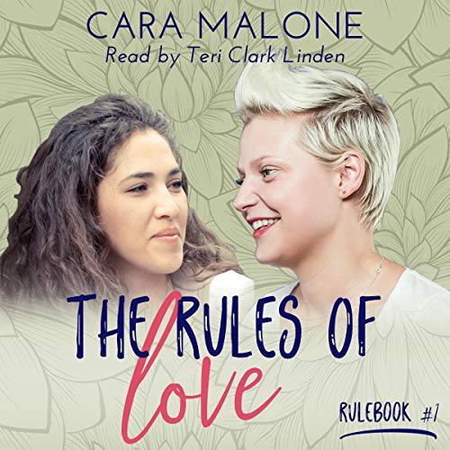 The Rules of Love audiobook cover art