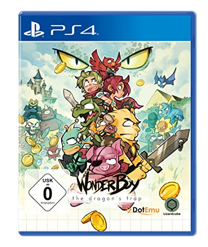 Wonder Boy: The Dragon´s Trap [Importación alemana]