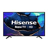 Hisense 32H4G- 32 inch Smart Full Array LED 720P Roku TV with DTS