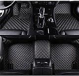 Alfombrillas De Coche Alfombrillas Coche para Audi A1 A3 A4 A4L A5 A6 A6L A7 A8 A8L Q2 Q3 Q5 Q7 R8 S1 S3 S4 S5 S6 S7 S8 Q2 Alfombra Antideslizante para Coche