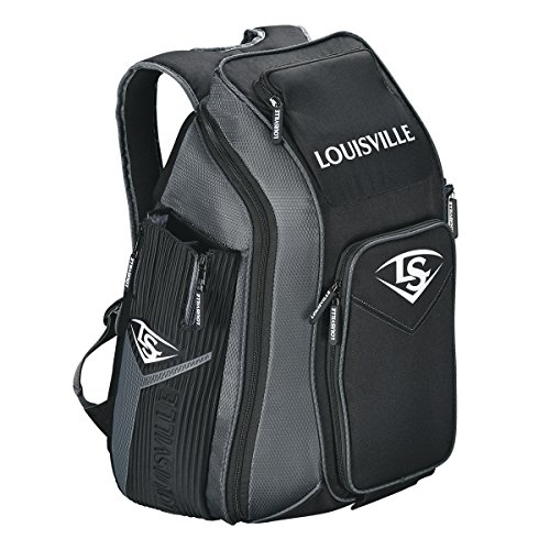 Louisville Slugger Prime Stick Pack Baseball/Softball Bag - Black/Charcoal