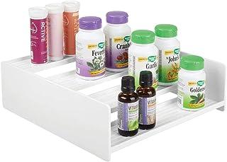 mDesign boite de rangement multiusages – boite à pharmacie idéale pour les médicaments, les vitamines, etc. – boite médica...