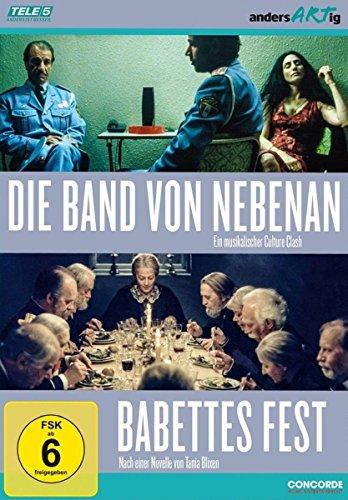 Die Band von nebenan / Babettes Fest (andersARTig Edition, 2 Discs)