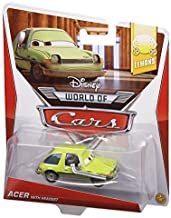 Disney/Pixar Cars Acer with Headset Diecast Vehicle by Mattel