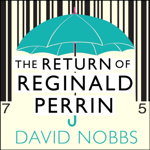 The Return of Reginald Perrin audiobook cover art