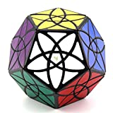 ZZBB Strange-Shape Rubix Cube Dodecahedron Magic Cube Puzzle Toy Twist Toys Educational Toys Special Toys Suitable for Puzzle Cube Masters