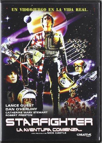 Starfighter La Aventura Comienza [DVD]