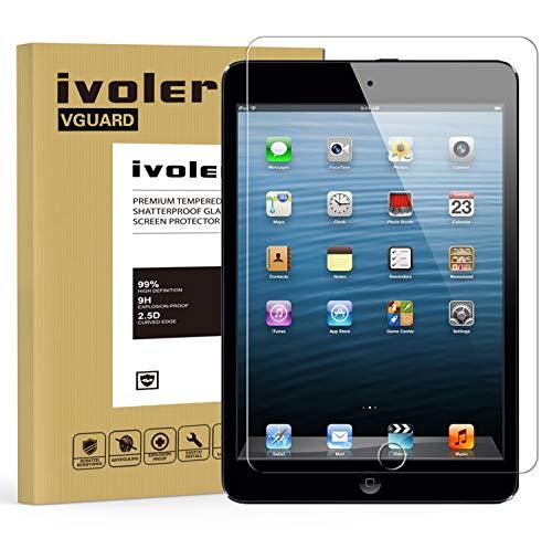 ivoler Protector de Pantalla para iPad Mini/iPad Mini 2/ iPad Mini 3...