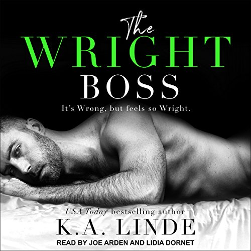 The Wright Boss cover art
