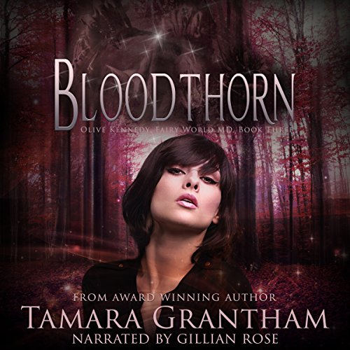 Bloodthorn: Olive Kennedy audiobook cover art