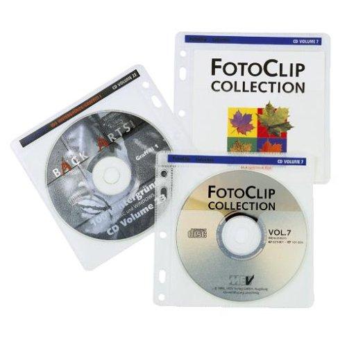 Hama 40er-Pack CD-ROM Pockets