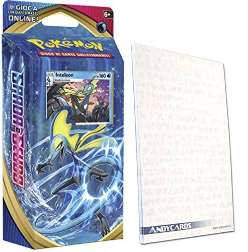 Andycards Mazo Intelon espada y escudo – Baraja de 60 cartas Pokémon...