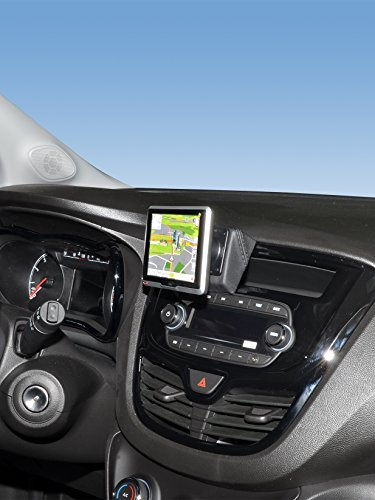 KUDA 6075 Console Di Navigazione (LHD) Per Opel Karl AB 2015 (Finta Pelle Nero)