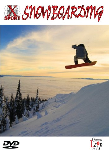 X Sport - Snowboarding [Reino Unido] [DVD]