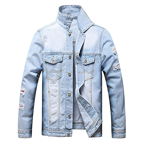 AMTF 2021 Mens Fleece Coat Mens Rain Jacket Raincoats Coats Jackets Wool Jacket White Jean Jacket Long Denim Jacket Biker Jacket Men Donkey Jacket Leather Jacket Leather Motorcycle Jacket Puffer Coat