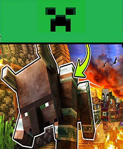 Minecraft- 15 Things You Didn't Know About Ravagers (English Edition)
