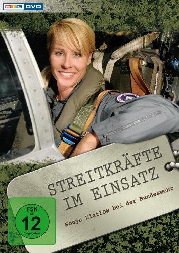 Streitkräfte im Einsatz - Sonja Zietlow bei der Bundeswehr [2 DVDs]