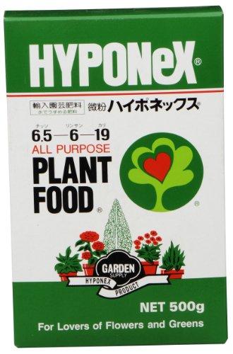 ハイポネックスジャパン 微粉ハイポネックス 500g