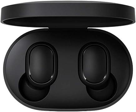 Xiaomi Redmi Airdots TWS Auriculares inalámbricos Bluetooth 5.0 Auriculares Caja de Carga Sonido estéreo Verdadero con micrófono Manos Libres Audífonos Control de AI