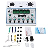 KWD808-I Electric Acupuncture Stimulator Machine Output Patch Massager Care Electric Impulse Acupuncture Treatment Tool Acupuncture Device (USA Stock)