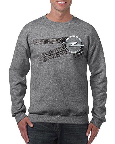 shirt19 OPEL Astra Zafira Vectra Auto Logo car Sweatshirt – 5019 (M)