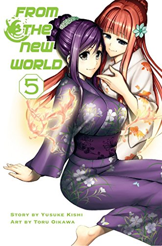 From the New World, Volume 5