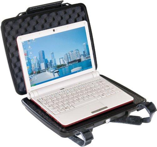Peli 1075 Hardback Case with Foam - Black