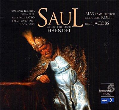 Haendel - Saul / René Jacobs