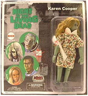 Fourth Castle Night Of The Living Dead Mego Style Action Figures Series 02 - Zombie Karen